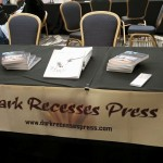 Dark Recesses Press at World Horror Convention 2016