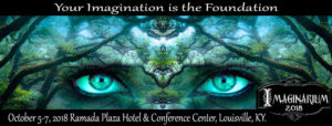 IMAGINARIUM CONVENTION 2018 with Guest, David Day @ RAMADA PLAZA HOTEL & CONFERENCE CENTER