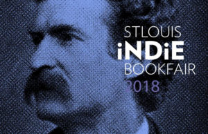 ST. LOUIS INDIE BOOK FAIR - Vince Churchill @ TREFFPUNKT
